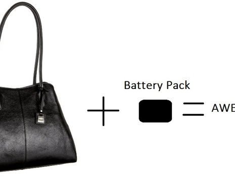 Batterypurse