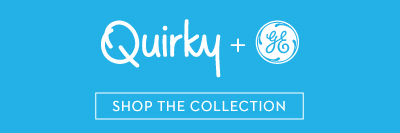 Quirky + GE - blue