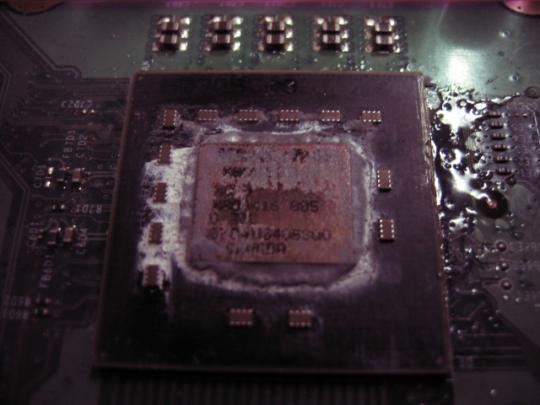 Microsoft Xbox 360 Motherboard X811906-001 X810387-007
