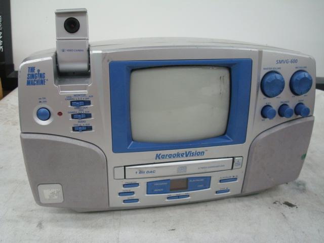 mtv the singing machine