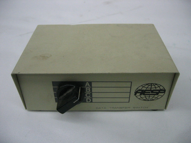 AESP Data Transfer Switch 2 Port Switch
