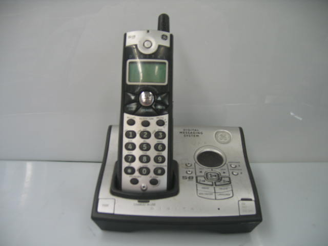 Atlinks GE 28031EE3 A Cordless Phone w Digital Messaging System 5