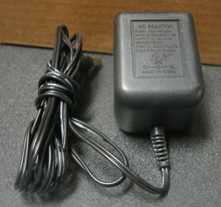 Sigma Telecom Power Supply STA-12030U AC Adapter