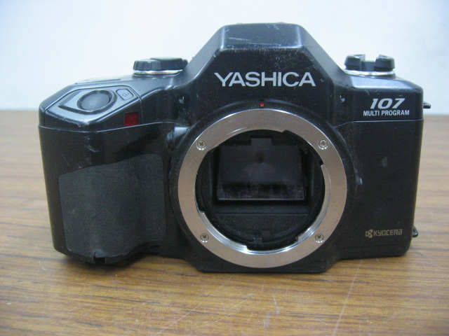 Yashica 107 Multi Program Manual Focus 35mm Film SLR