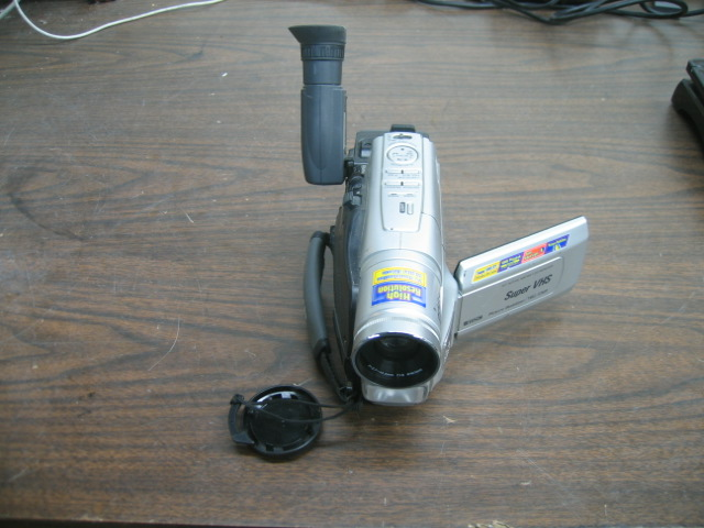 jvc compact vhs camcorder manual