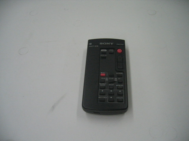 Sony RMT-818 Digital Camcorder Remote Control