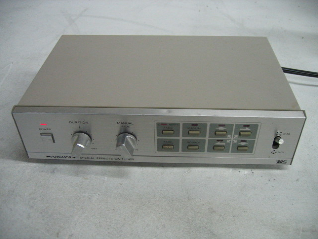 Archer 15-1274 Special Effects Switcher