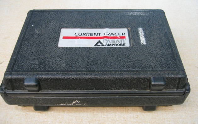 AMPROBE PASAR Current Tracer Model 600 CKA, P23, T23