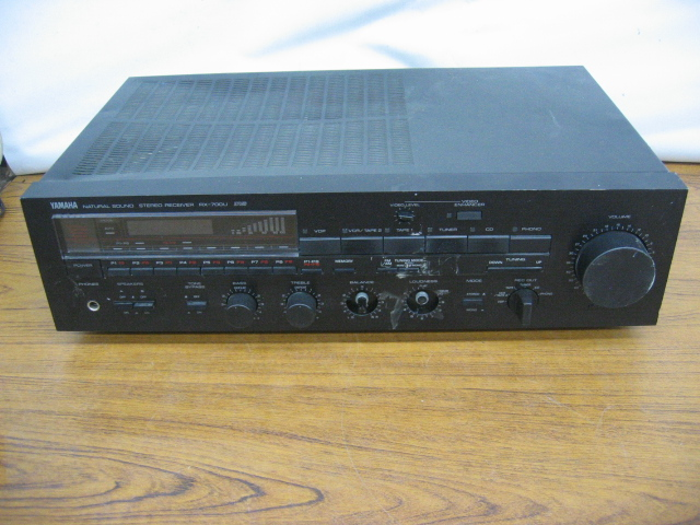 Yamaha RX-700U Natural Sound Stereo Receiver Parts/Rep.