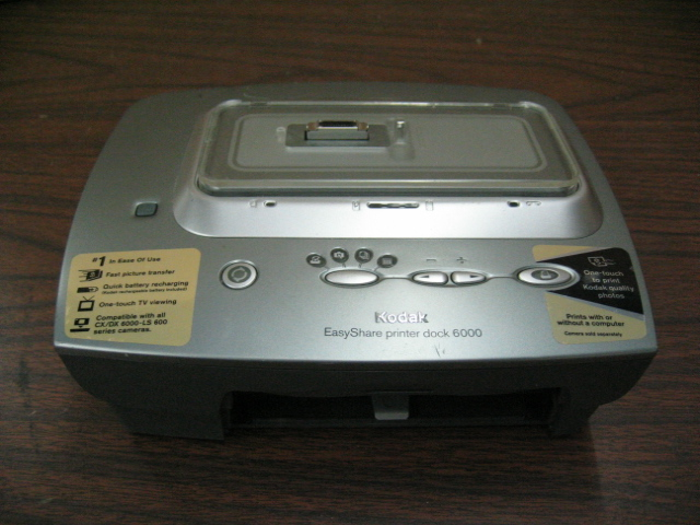 Kodak EasyShare Printer Dock 6000