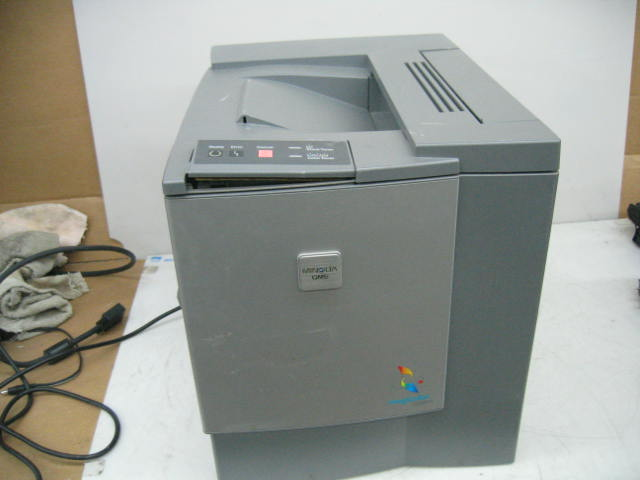 Minolta MC2300W QMS Magicolor 2300W Color Laser Printer