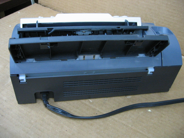 how to use brother fax 575