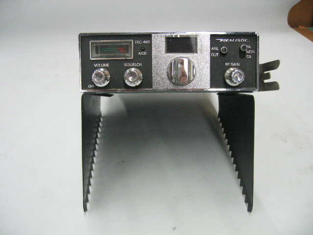 Realistic TRC-469 Mobile CB Radio w/ Mounting Bracket