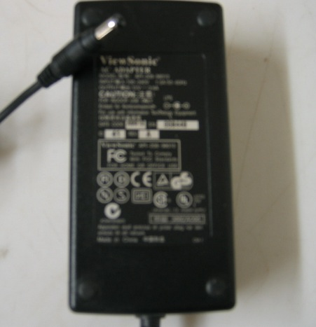 Viewsonic 12V 3.6A AC Adapter Model API-208-98010