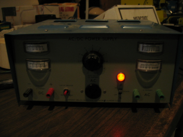 Sargent Welch AC/DC Power Supply S 30972-50
