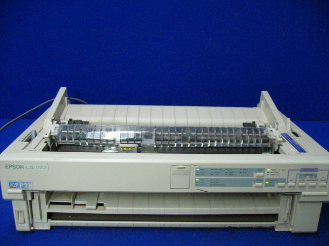 Epson LQ-1170 P641A Dot Matrix Workgroup Wide Format Printer