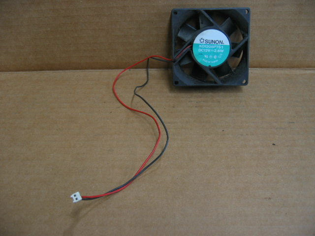 Sunon KD1208PTS1 12V 2.6W DC Brushless Fan