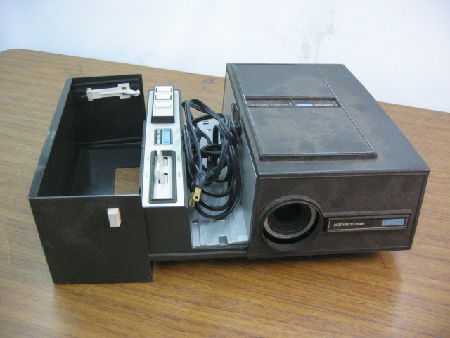 Keystone 880 Slide Projector