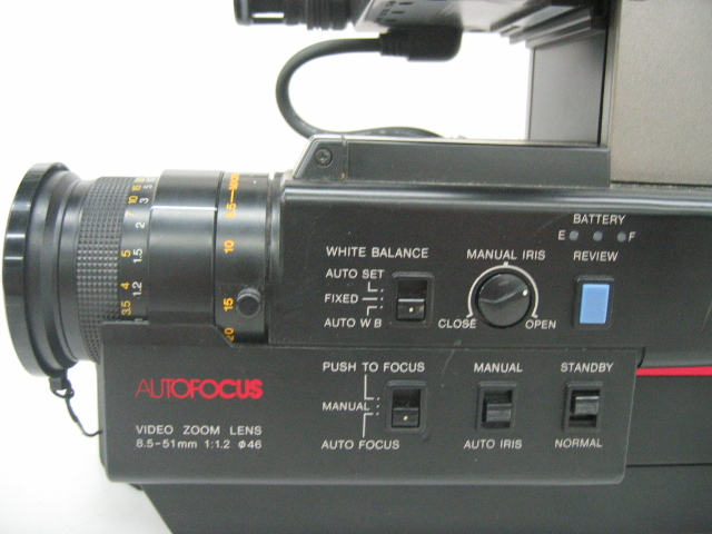 jp1 remotes view topic need rca cmr 200 camcorder owners manual rh hifi remote com Old RCA Camcorders Full Size VHS Camcorder RCA 437