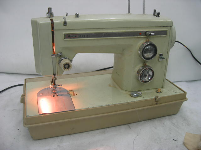 kenmore vintage sewing machine
