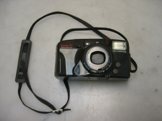 Olympus Infinity Zoom 210 Quartzdate 35mm Film Camera