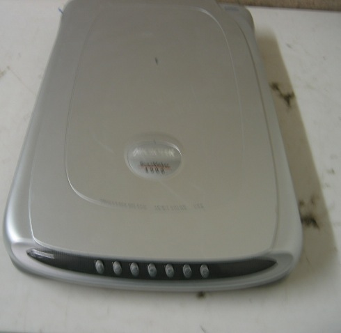 Microtek Scanmaker 4900 Flatbed Scanner