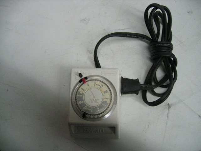 Intermatic TB111 Time-All Appliance Light Timer