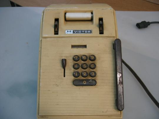Victor Adding Machine 215A