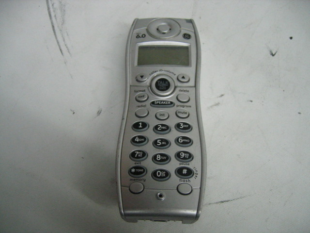 GE 28110EE1-A DECT 6.0 Cordless Phone Handset