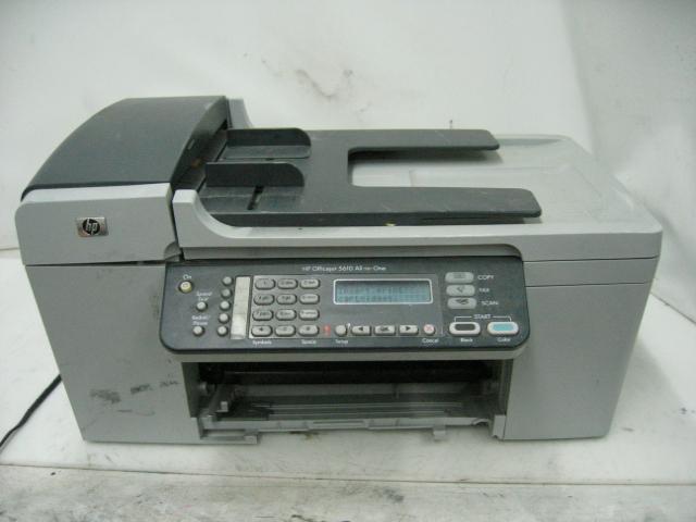hp officejet 5610 all in one q7310a inkjet printer usb mfp. Black Bedroom Furniture Sets. Home Design Ideas