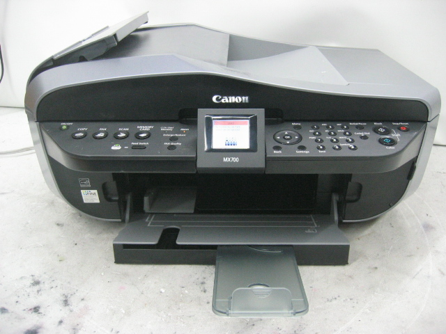 Home Canon PIXMA MX700 Office AIO Inkjet Parts/Repair K30290