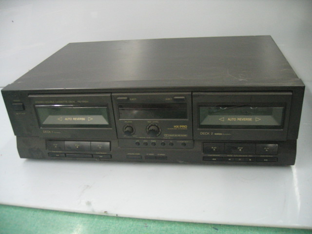 Technics RS-TR311 Stereo Double Casset Dock 60Hz