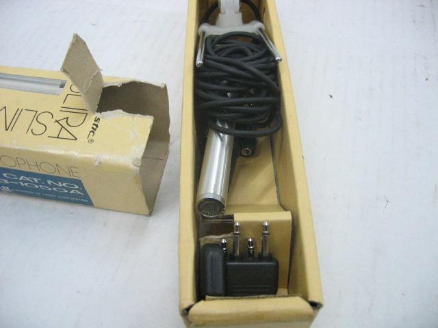 Realistic 33-1050A Ultra Slim Condenser Microphone
