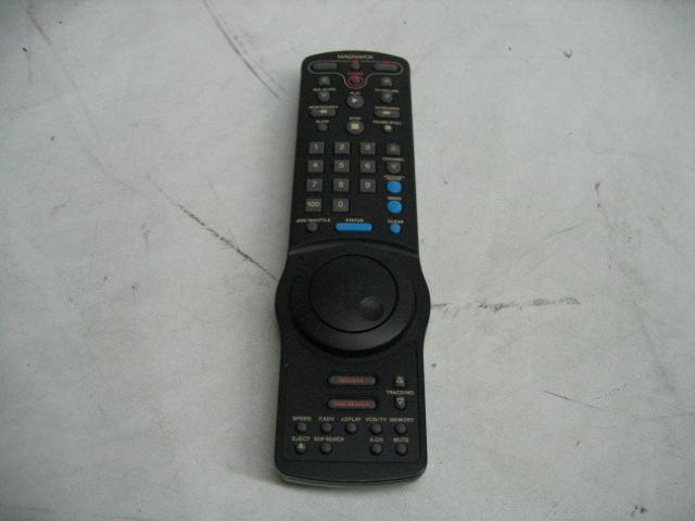 Magnavox TV VCR Plus Remote Control