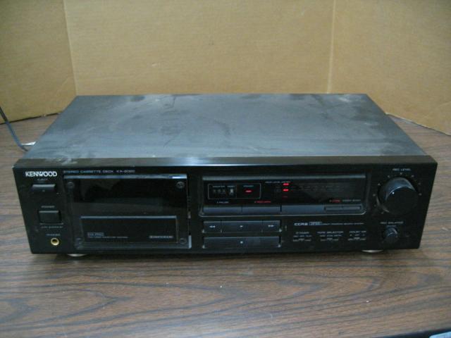 Kenwood KX-2020 Stereo Cassette Deck/Recorder