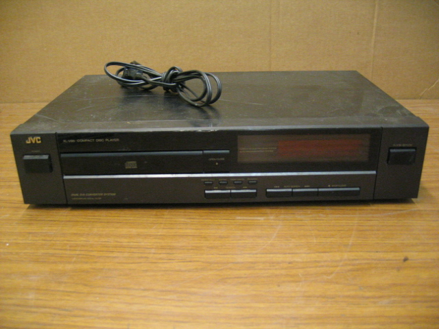 Jvc XL-V95BK CD Player Stereo Equipment