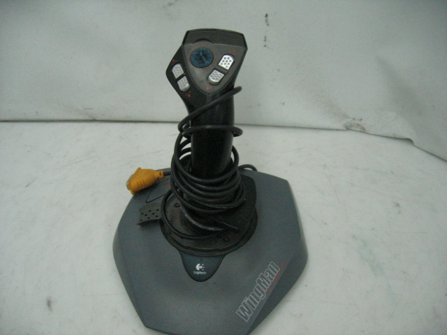 Logitech J-ZA10 Wingman Extreme 3D Joystick