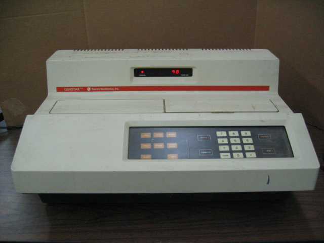 Electro-Nucleonics Gemstar 12 Sample Chemistry Analyzer