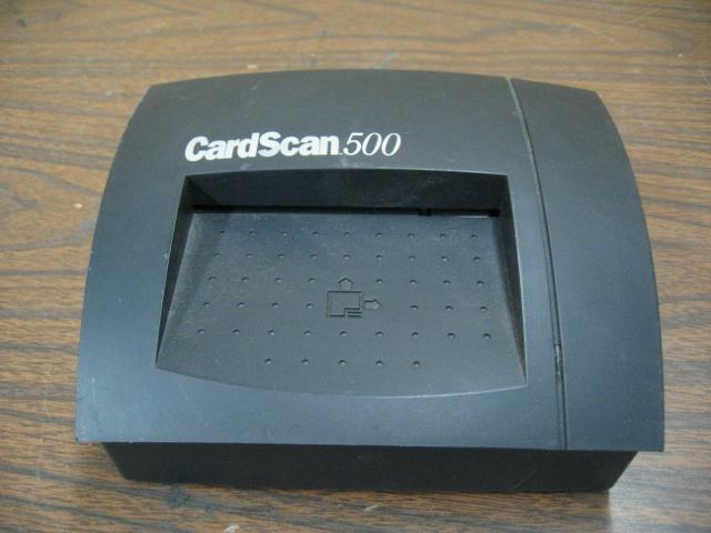 Corex CardScan 60 - free driver download FOUND