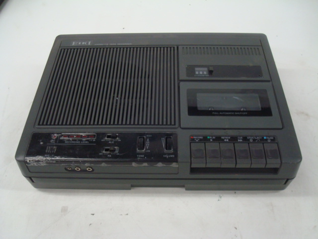 EIKI International Model 5090A Cassette Tape Recorder