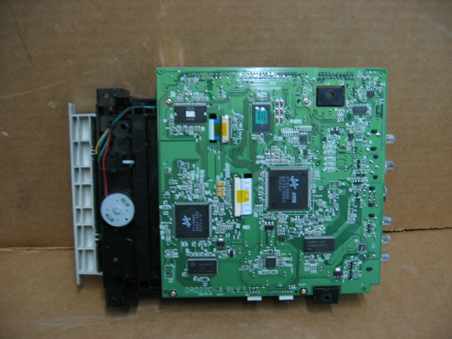 Ilo Model DR021C DVD Recorder Drive DVDR05