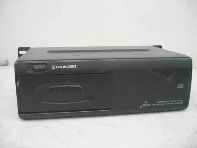 Pioneer CDX-FM121 12Disc CD Changer