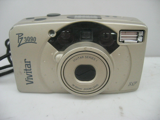 Vivitar Series 1 PZ3090 35mm Color Film Camera