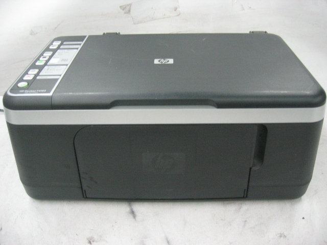 HP Deskjet F4140 CB580A All-In-One Inkjet Printer USB MFP