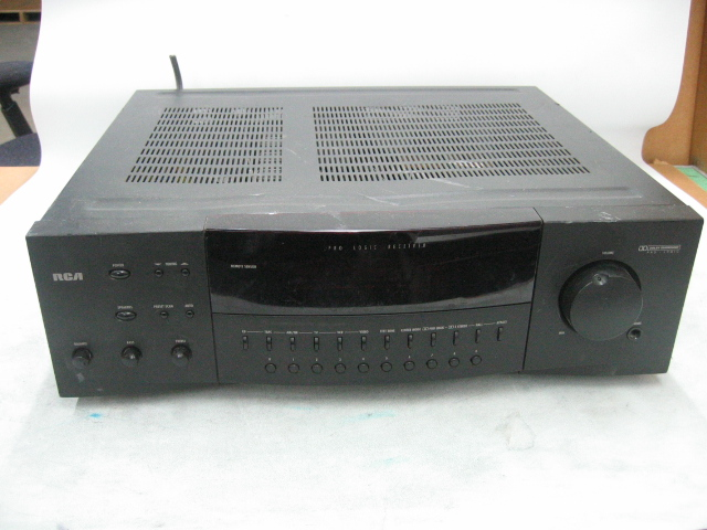 RCA RV-9970A Surround Sound Receiver for Parts/Repair