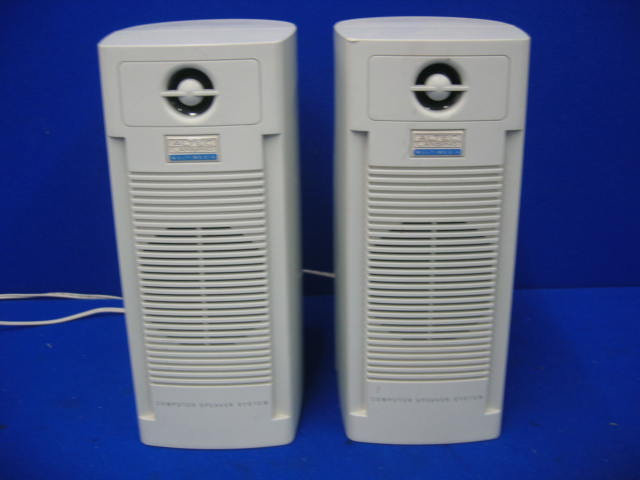 Altec Lansing ACS40 (x2) Multimedia Computer Speaker System