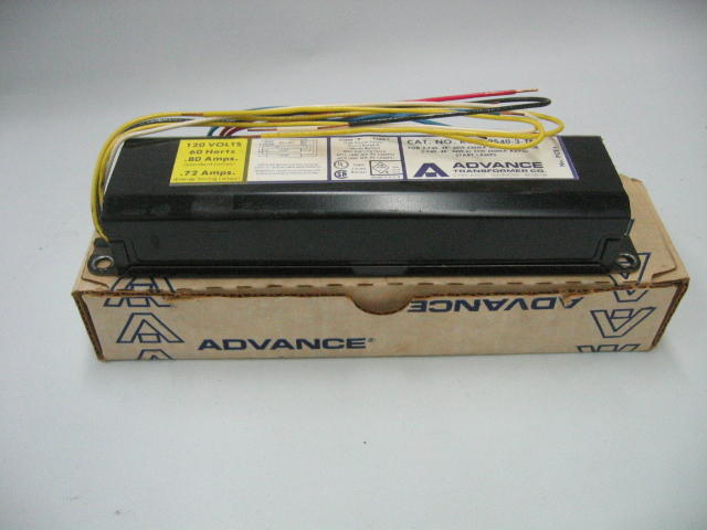 Advance Transformer RQM-2S40-3-TP Rapid Start Ballast