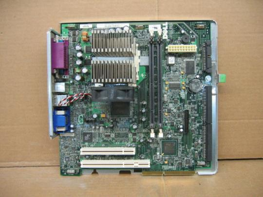 Dell 06J318 Motherboard + Intel Celeron 1200 MHz CPU