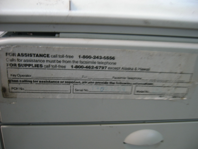 how to install fax machine