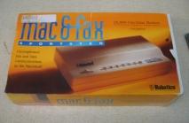 MAC & FAX Sportster 28800 V.FC AND V.32 BIS Fax Modem